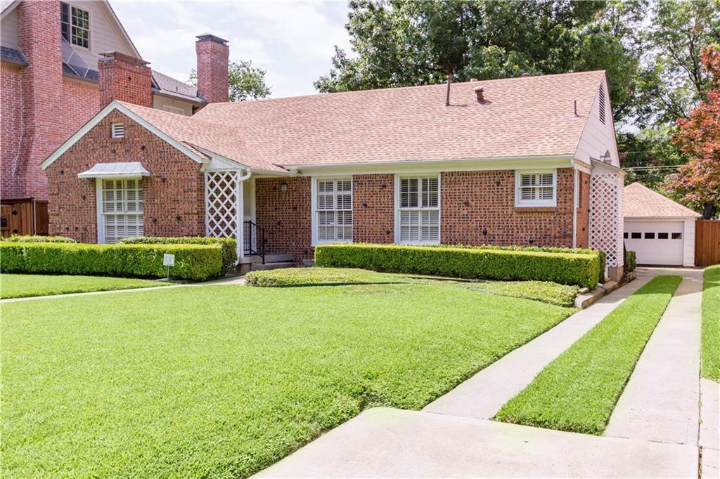 2729 Amherst Avenue, University Park, TX 75225