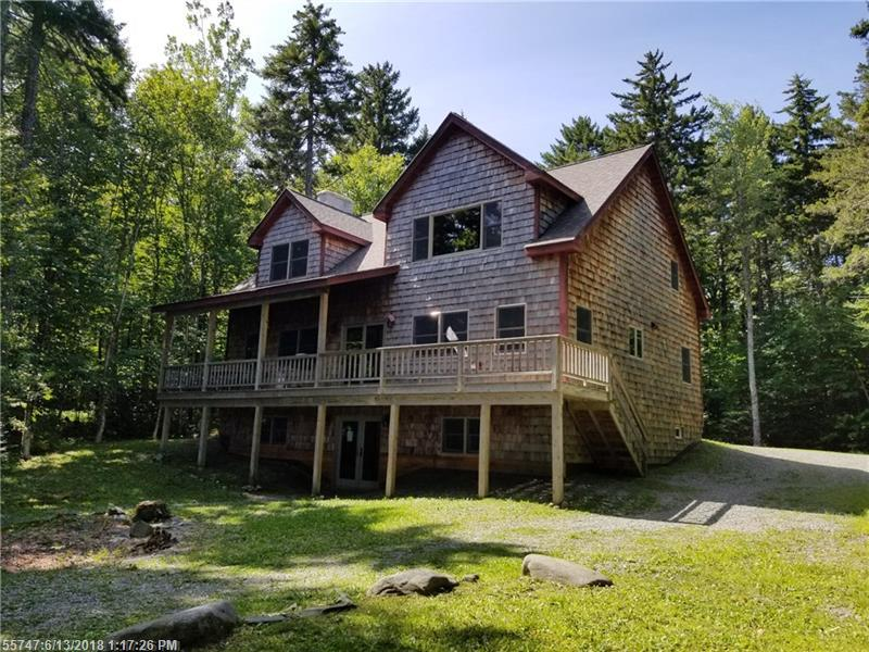 654 Baker Brook Point RD , Tomhegan Twp, ME 04478