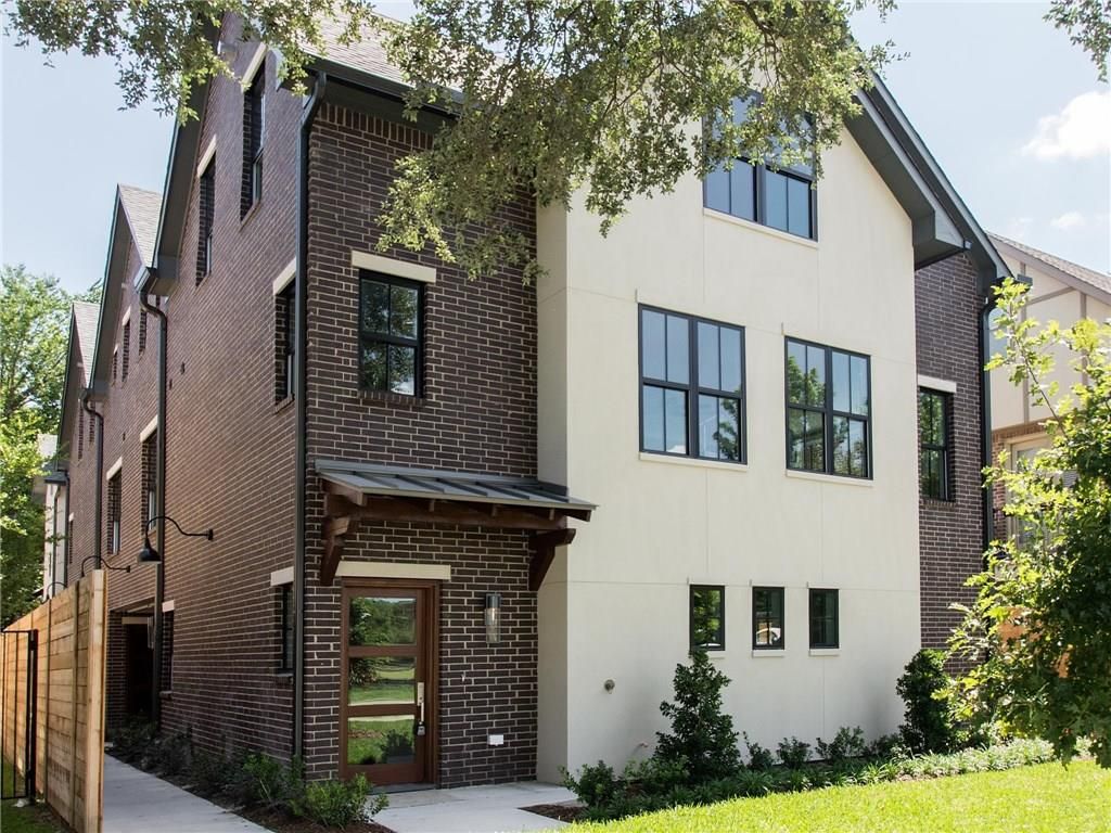 4121 Grassmere Lane 1, University Park, TX 75205
