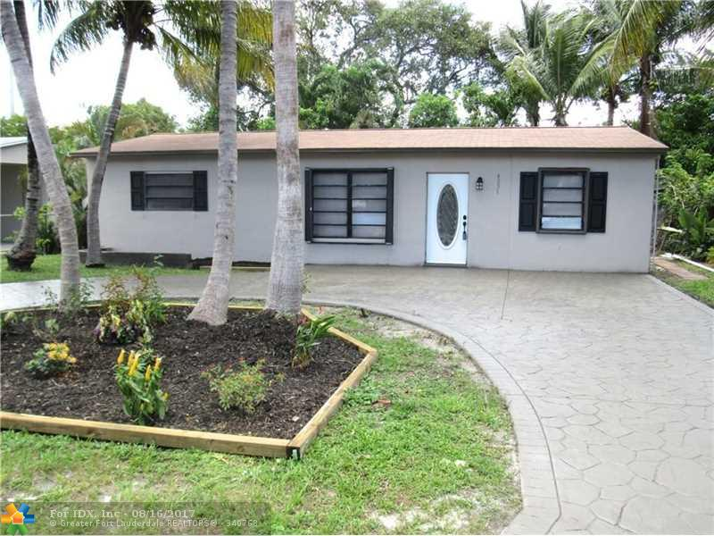 4031 NW 8th Ter, Oakland Park, FL 33309