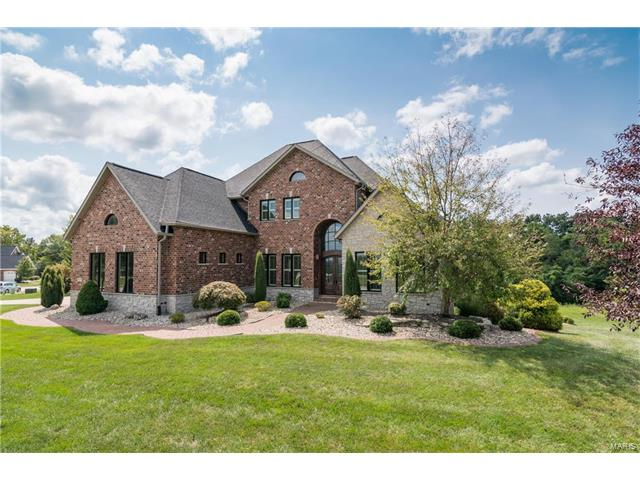 8424 Rock Ridge Court, Edwardsville, IL 62025