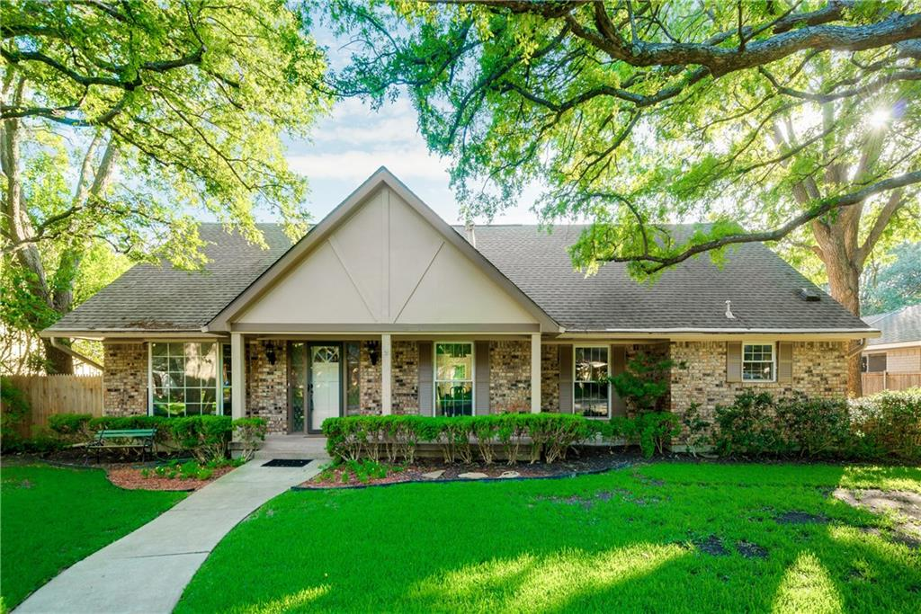 14933 Knollview Drive, Dallas, TX 75248
