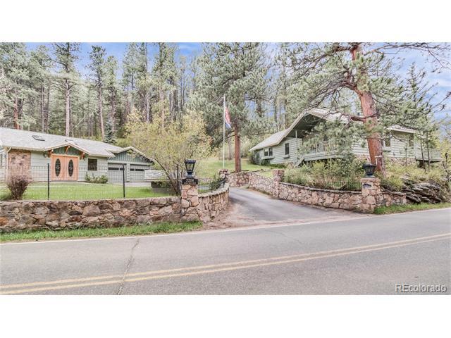 32114 Upper Bear Creek Road, Evergreen, CO 80439