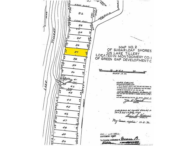 Lot 37 Sugar Loaf Drive 37, Troy, NC 27371