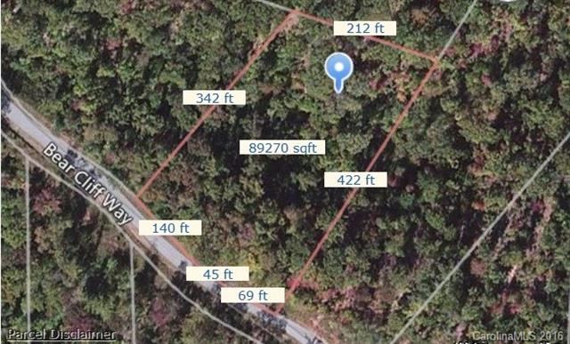Lot 63 Bear Cliff Way, Lake Lure, NC 28746