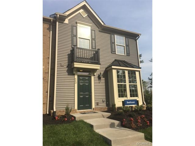 4224 Rosedown Place W-D, Henrico, VA 23223