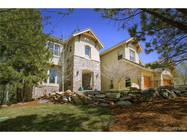 6275 Shavano Peak Place, Castle Rock, CO 80108
