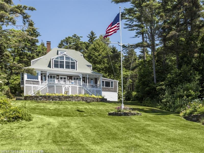 111 Paradise Point RD , Boothbay, ME 04544