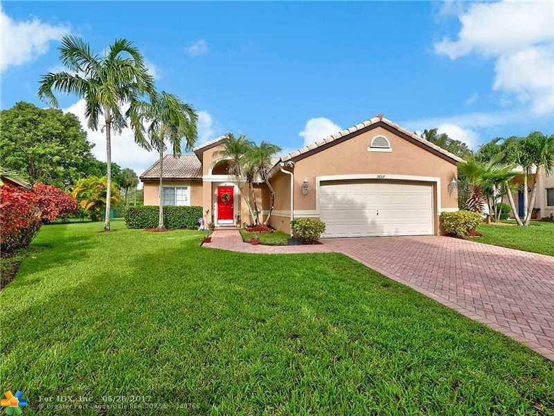 16517 SW 2nd Dr, Pembroke Pines, FL 33027