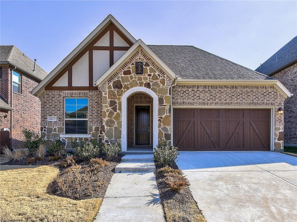 2617 Marble Creek Drive, The Colony, TX 75056