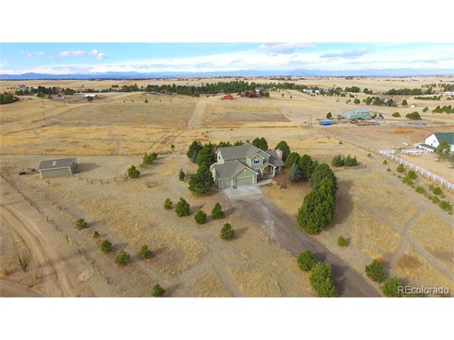 42241 Brokenhorn Circle, Parker, CO 80138