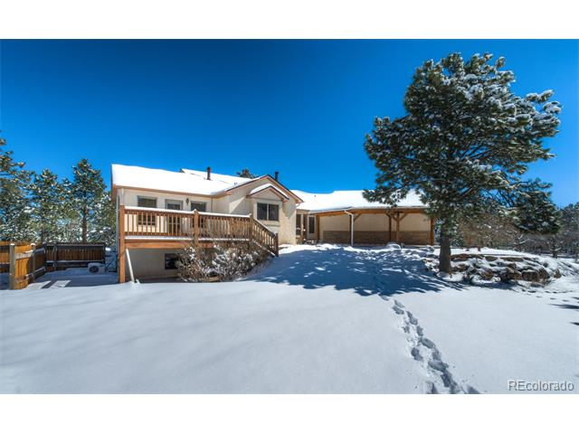 18190 E Forest Drive, Monument, CO 80132