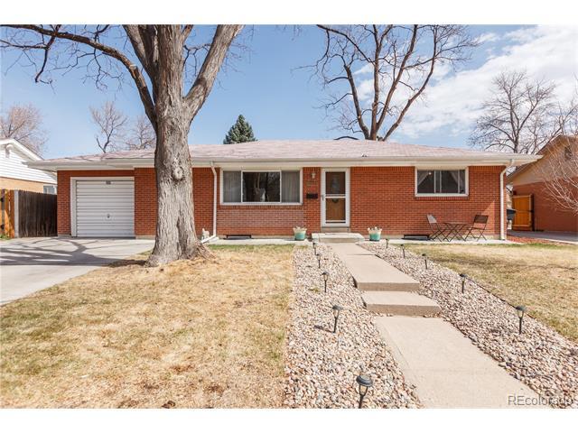 2438 S Perry Street, Denver, CO 80219