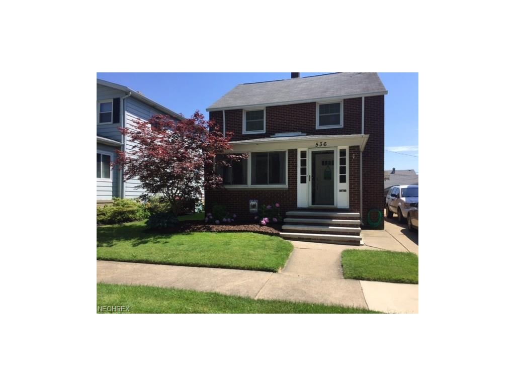 536 Independence St, Fairport Harbor, OH 44077