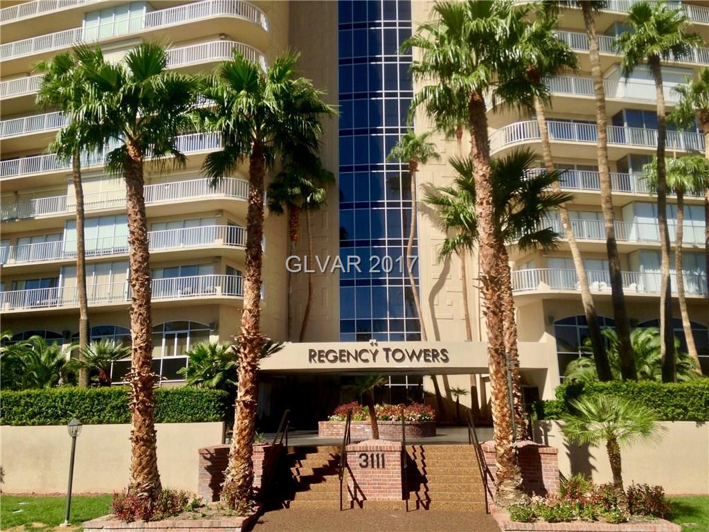3111 BEL AIR Drive 8C, Las Vegas, NV 89109