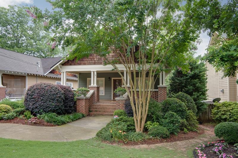 1933 NE Hallman Street, Atlanta, GA 30317