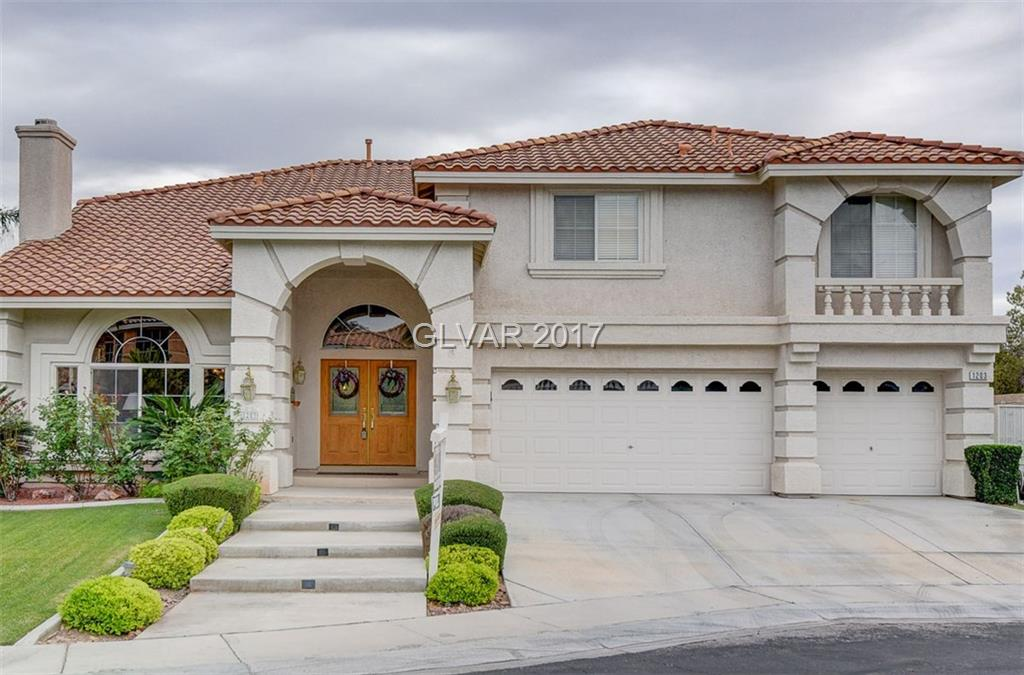 1203 FRAGRANT SPRUCE Avenue, Las Vegas, NV 89123