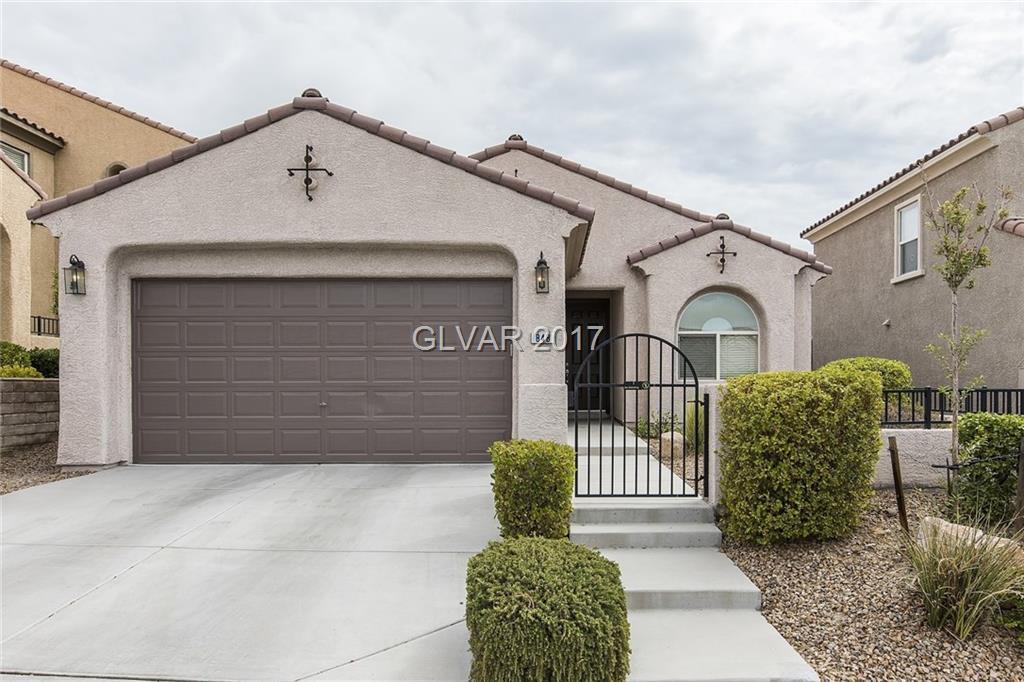848 PASEO ROCOSO Place, Las Vegas, NV 89138