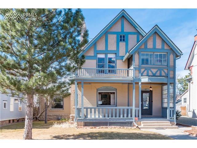 1520 N Nevada Avenue, Colorado Springs, CO 80907