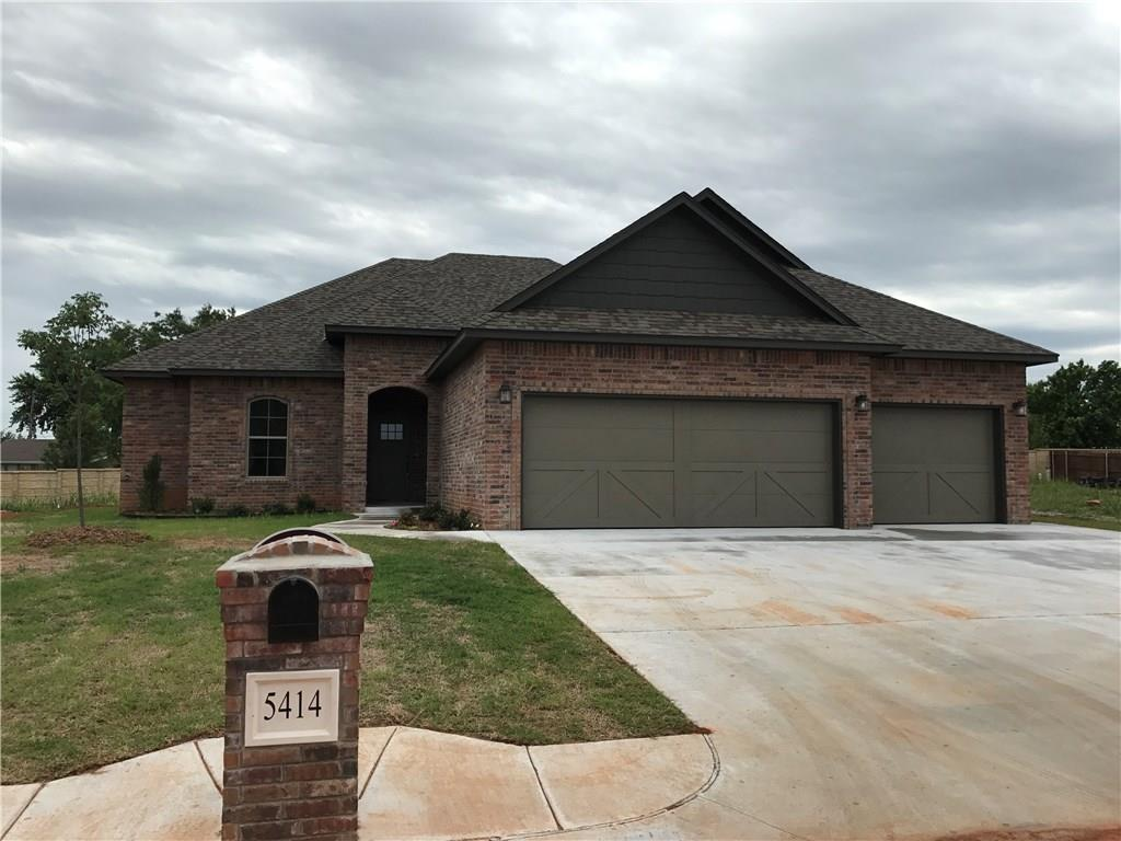 5414 Painted Pony Road, Warr Acres, OK 73132
