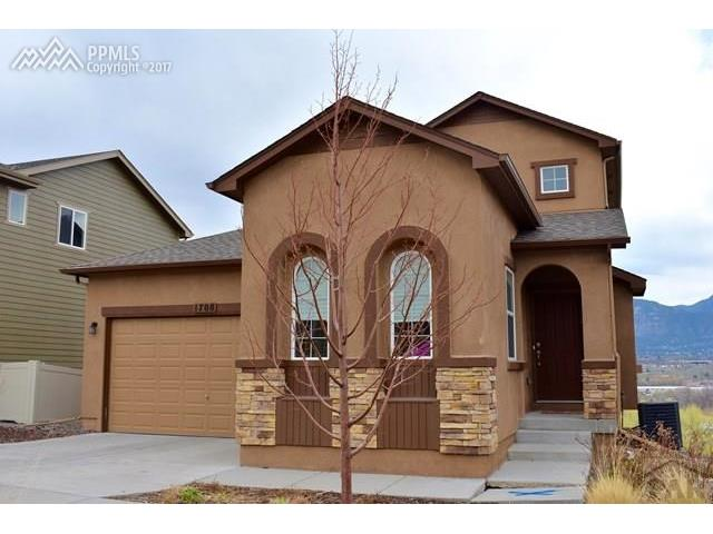 1708 GRAND OVERLOOK Street, Colorado Springs, CO 80912