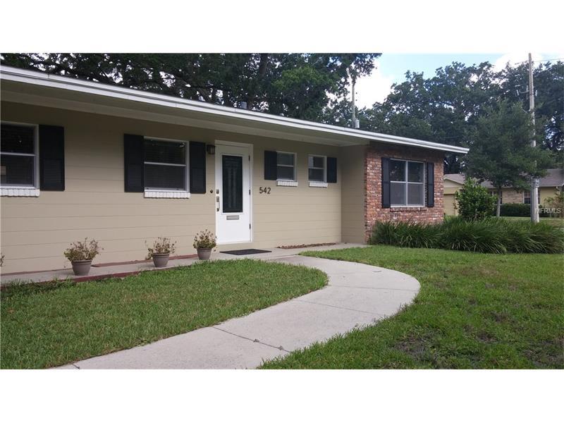 542 N HAMPTON AVENUE, ORLANDO, FL 32803