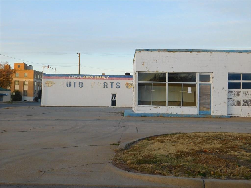 101 E Central, Anadarko, OK 73005