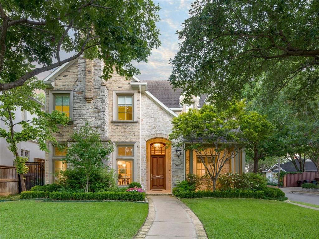 3461 Potomac Avenue, Highland Park, TX 75205
