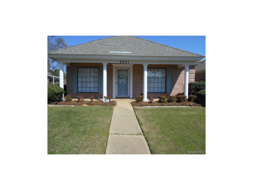 3805 Oak Avenue, Montgomery, AL 36109