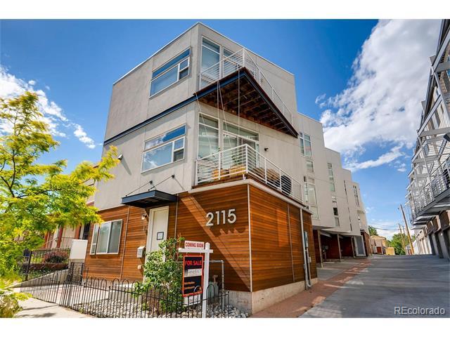 2115 W 32nd Avenue 4, Denver, CO 80211