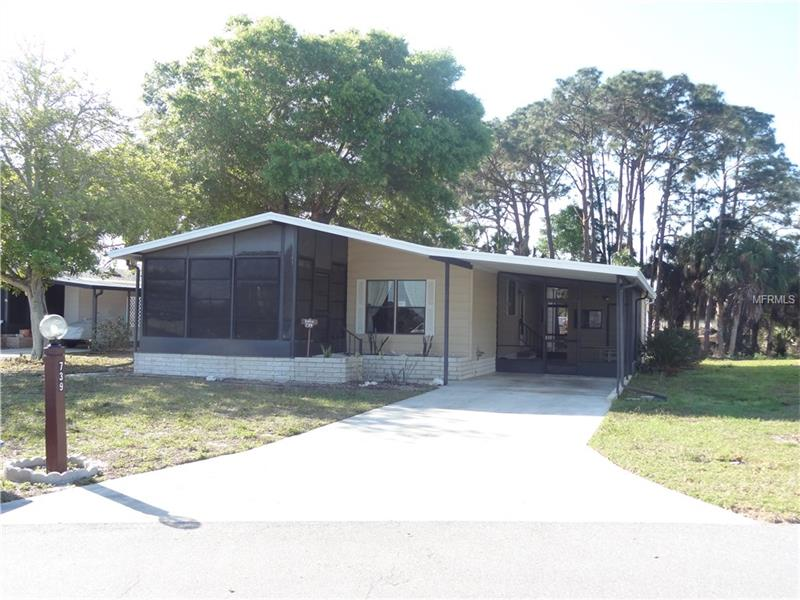 739 BUTTERFIELD CIRCLE, ENGLEWOOD, FL 34223