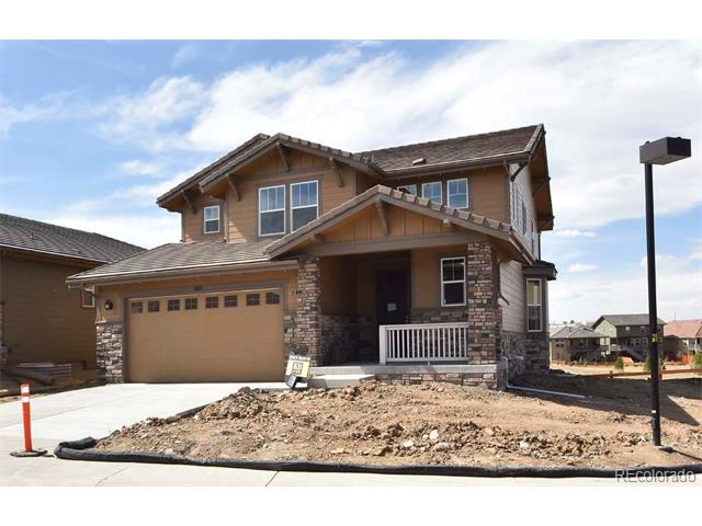 10099 E Nadine Avenue, Parker, CO 80134