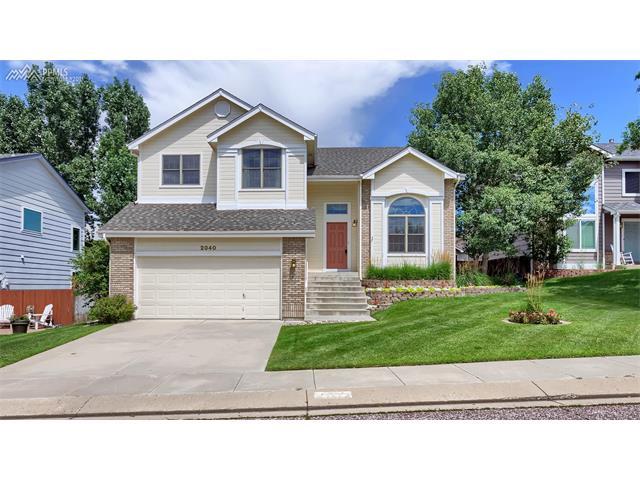2040 Bramblwood Lane, Colorado Springs, CO 80920