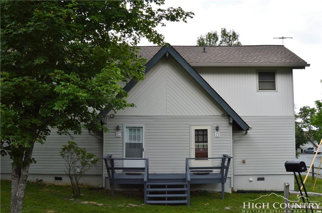 101 Hornbeam Rd #1-C, Beech Mountain, NC 28604