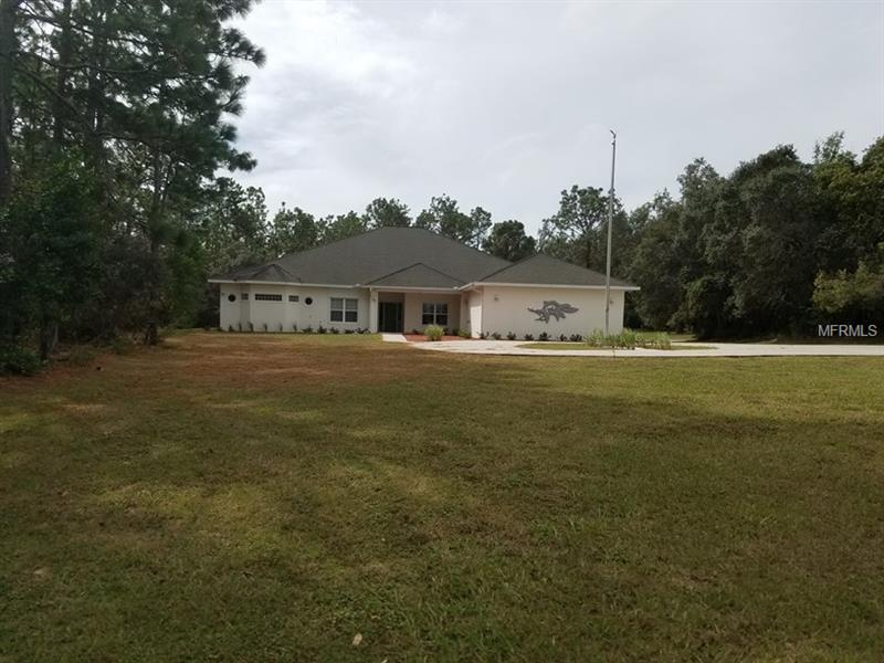 622 E FORESTHILL PLACE, HERNANDO, FL 34442