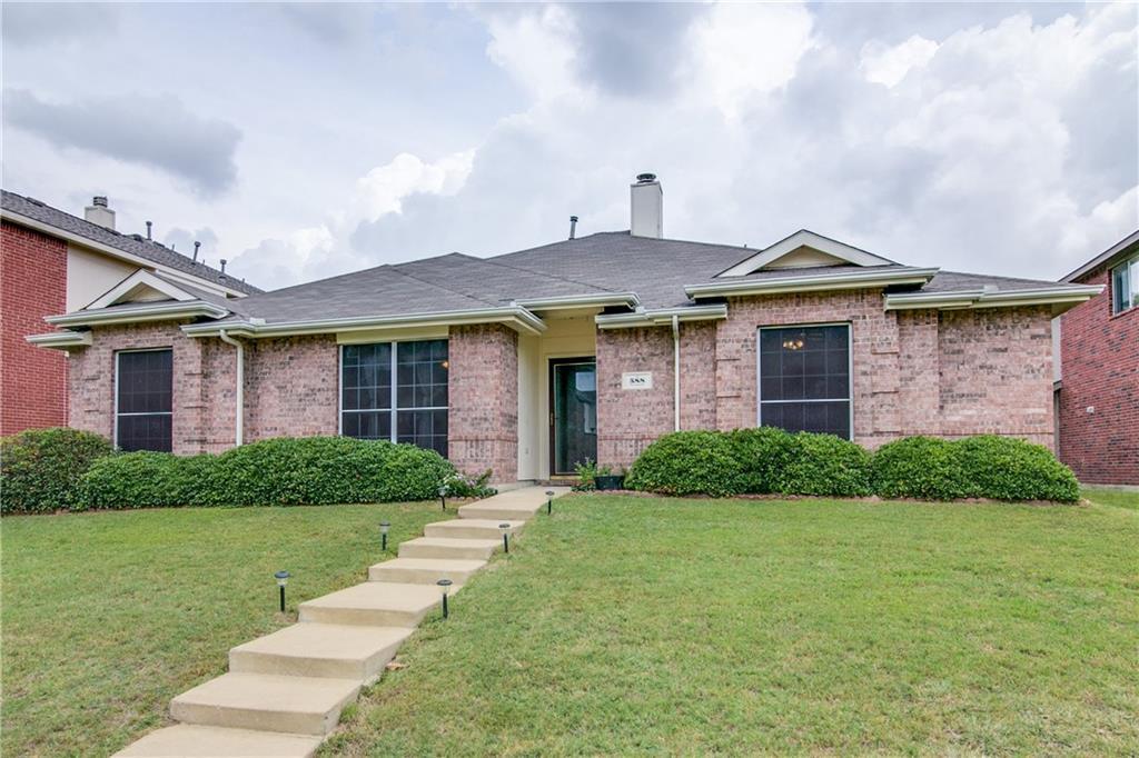 588 Norwood Drive, Rockwall, TX 75032