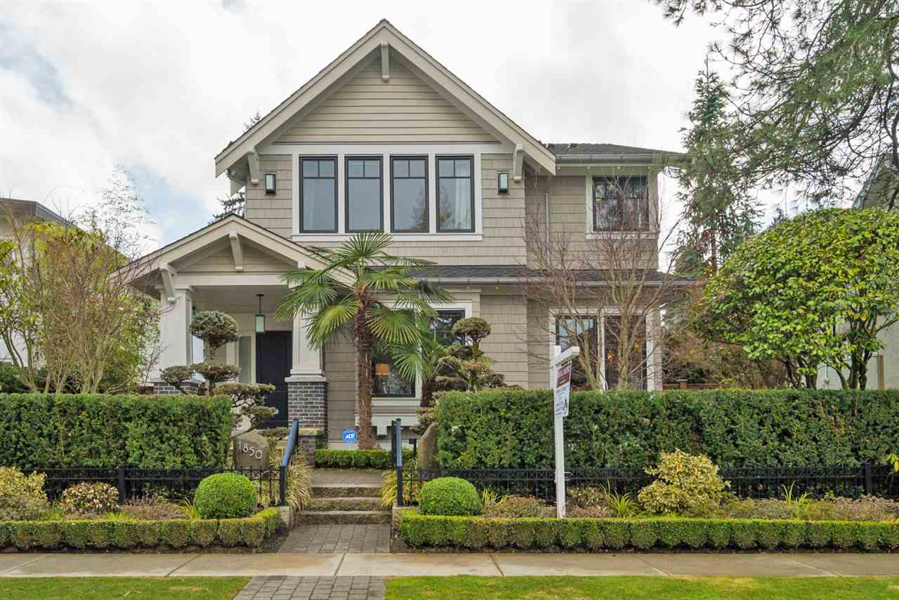 1850 W 36TH AVENUE, Vancouver, BC V6M 1K5