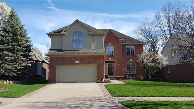 1640 Chase DR, Rochester, MI 48307