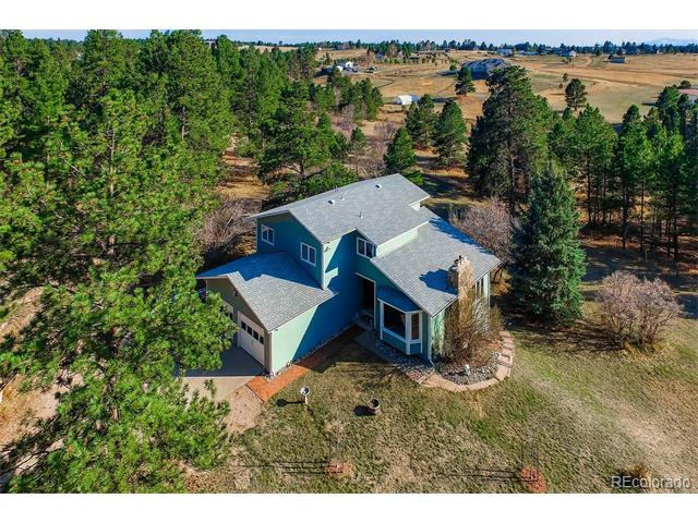11910 E Buckhorn Way, Franktown, CO 80116