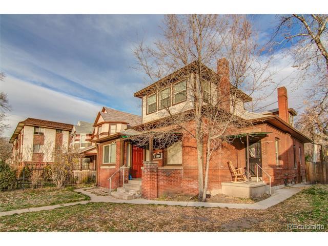 252 N Lincoln Street, Denver, CO 80203