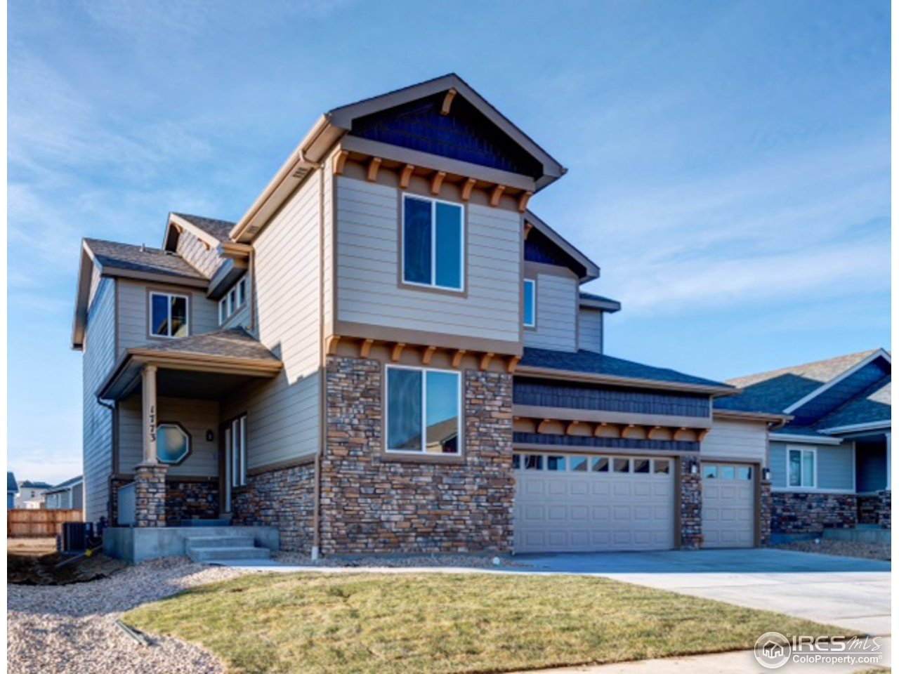 1444 Moraine Valley Dr, Severance, CO 80550