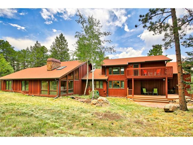 393 Ruby Forest Trail, Evergreen, CO 80439