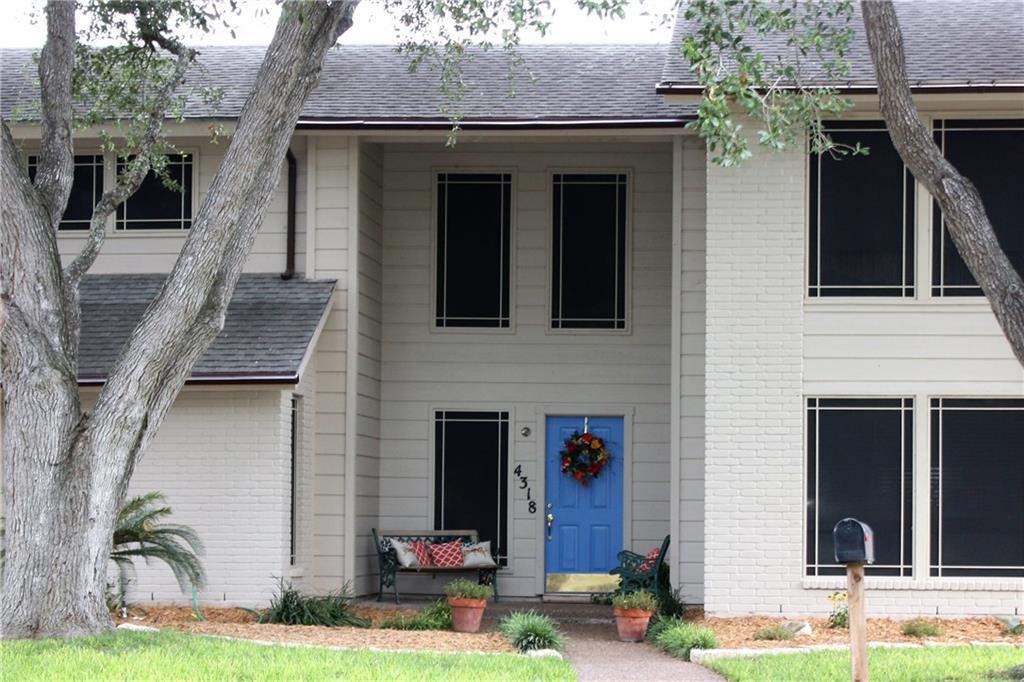 4318 Woodriver Drive, Corpus Christi, TX 78410