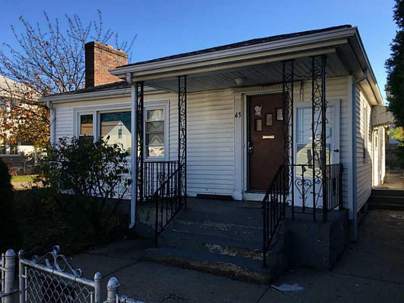 65 COLUMBINE AV, Pawtucket, RI 02861