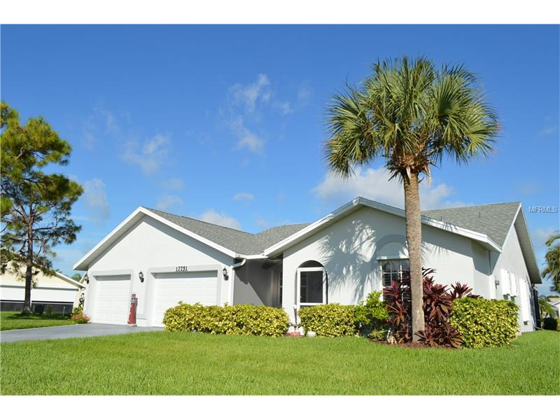17751 DRAGONIA DRIVE, NORTH FORT MYERS, FL 33917