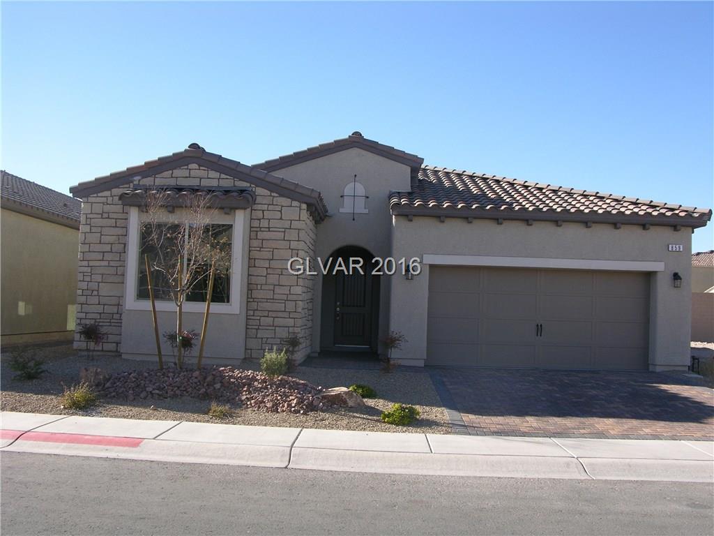 859 GALLERY COURSE Drive, Las Vegas, NV 89148