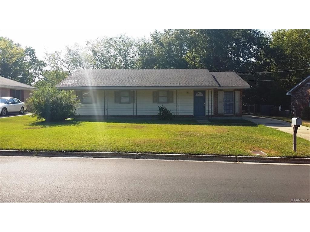 5136 RUSH Drive, Montgomery, AL 36108