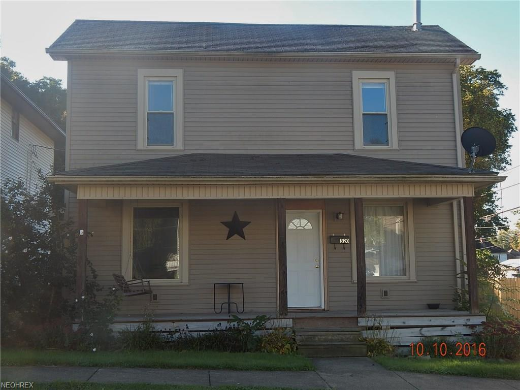 820 Foster Ave, Cambridge, OH 43725
