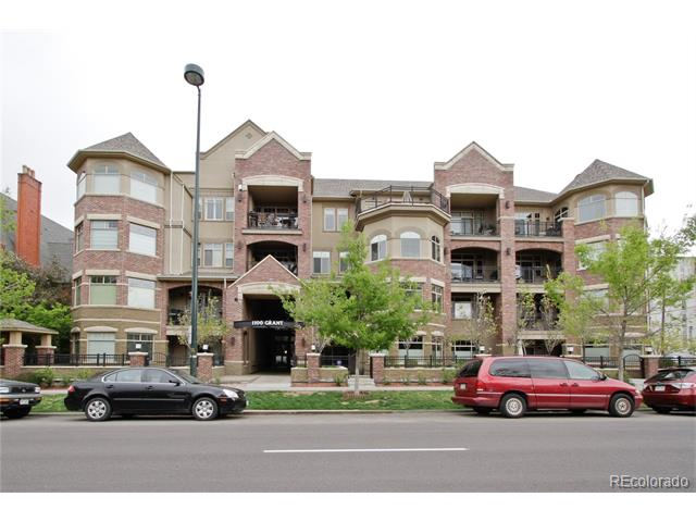 1100 Grant Street 402, Denver, CO 80203
