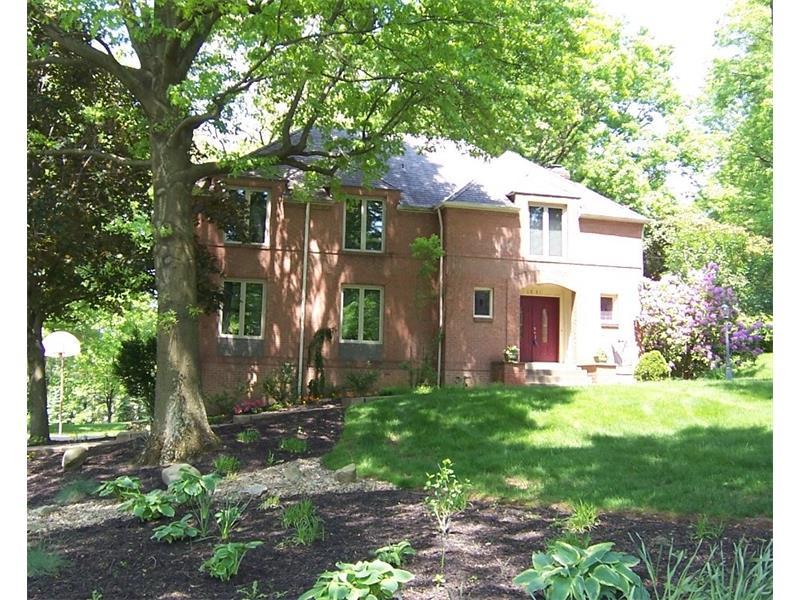 1521 Scenery Ridge Dr., Pittsburgh, PA 15241